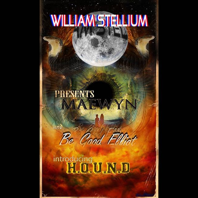 May 17, 2019, JP's Bar & Grill has invited us to throw a night of rock... Join us and let's get wild on the patio! NO cover!! Featuring @maewynband @begoodelliot and introducing H.O.U.N.D!!!