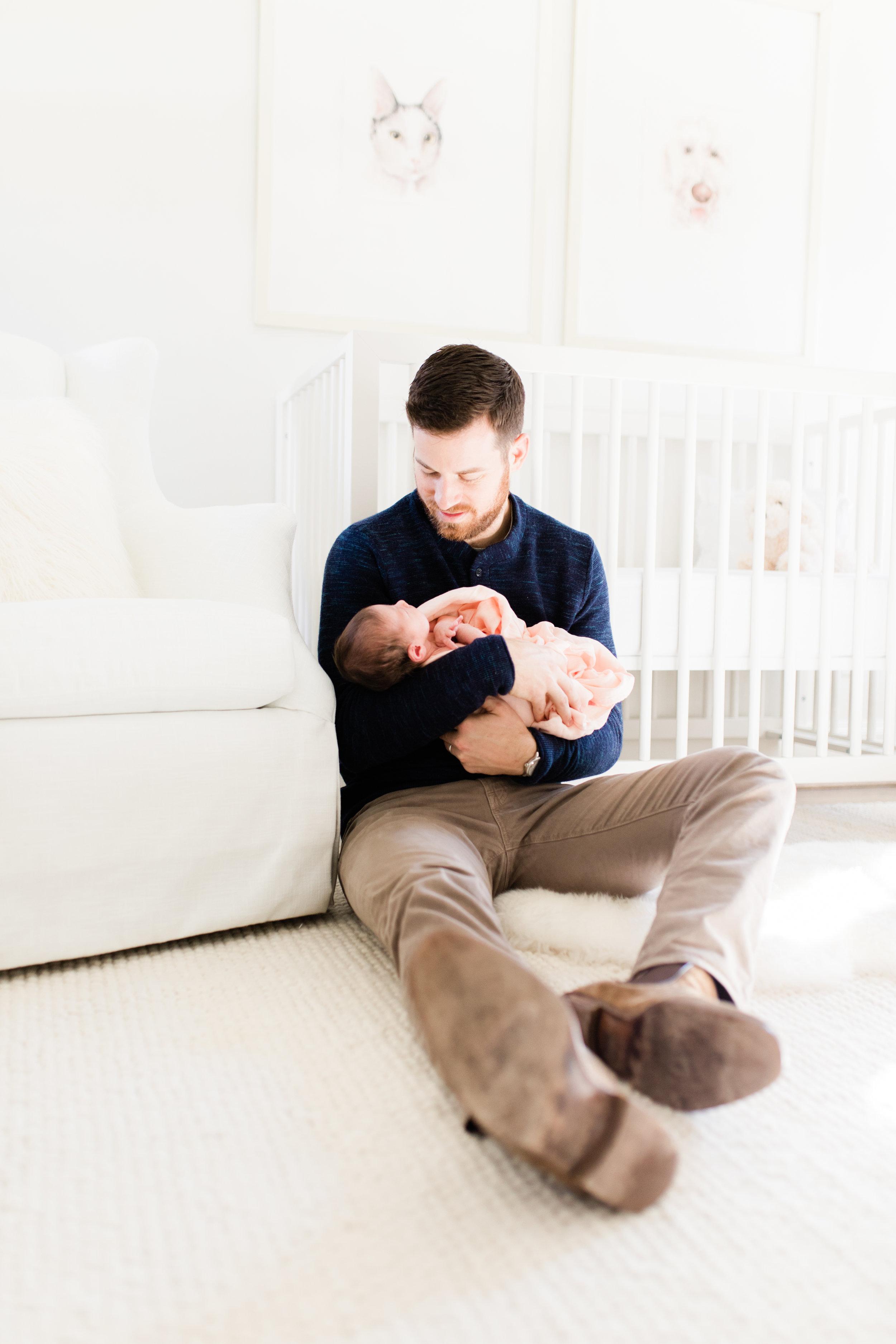 Bellaire newborn photography