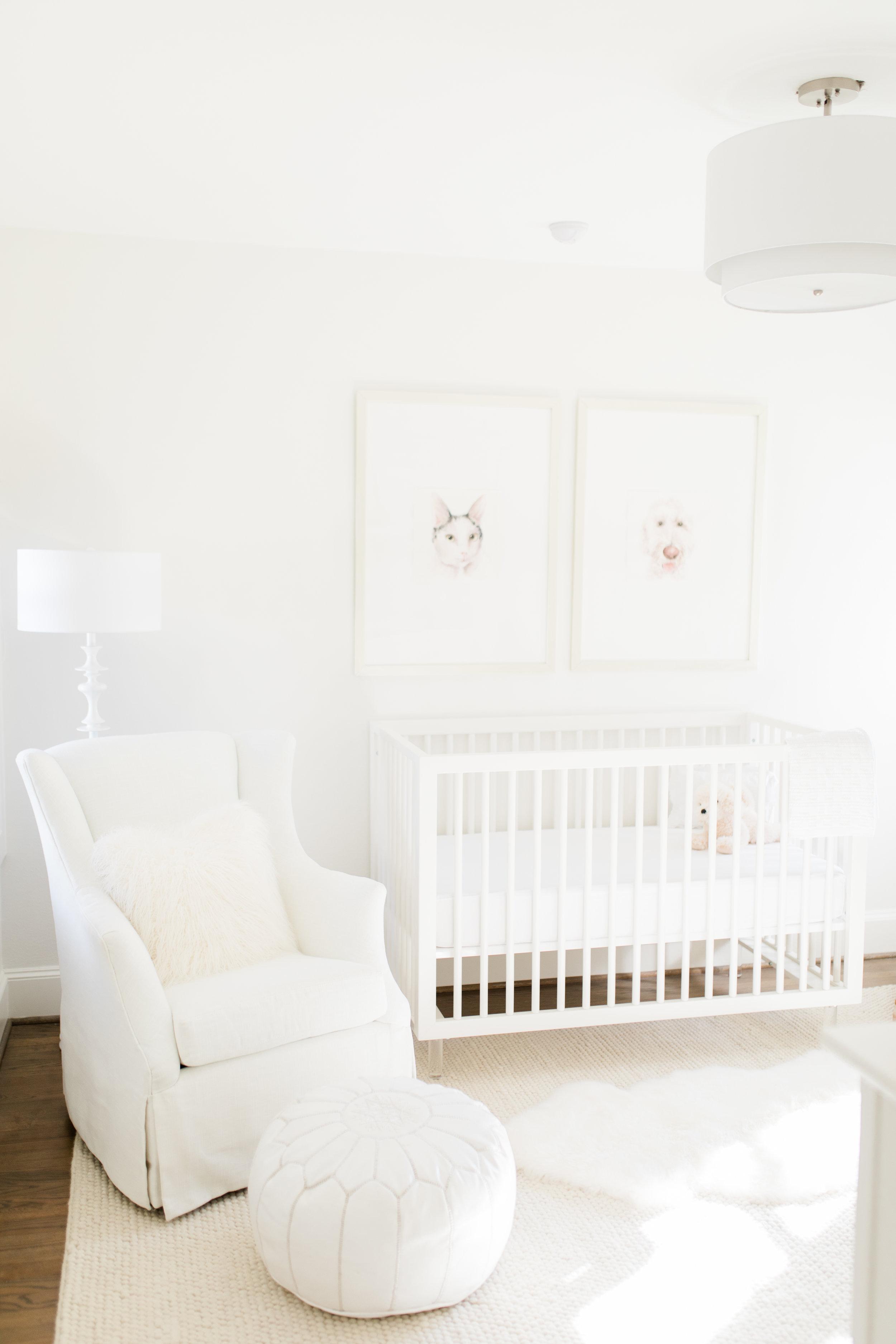 Houston Nursery Inspiration
