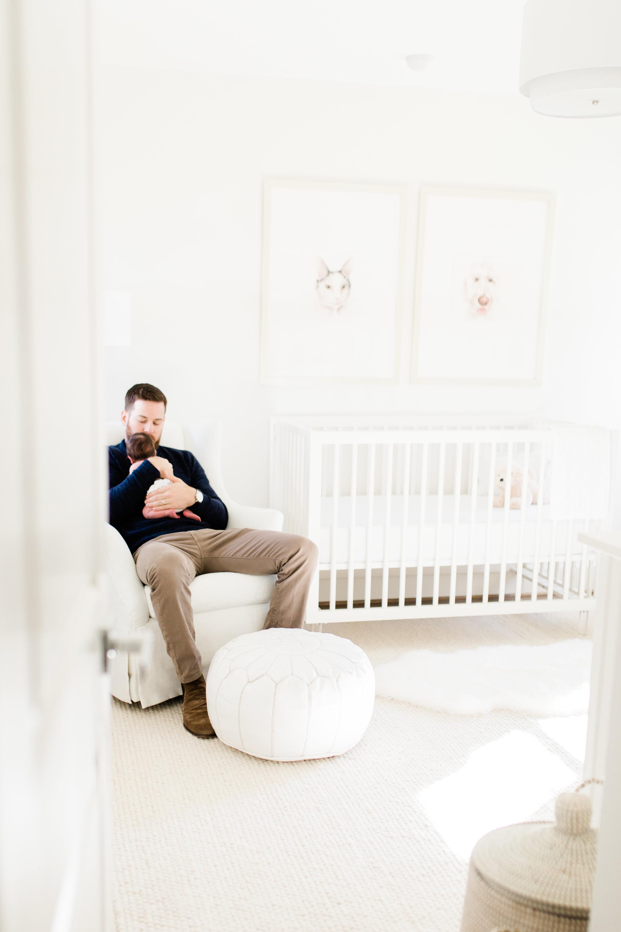 all_white_nursery