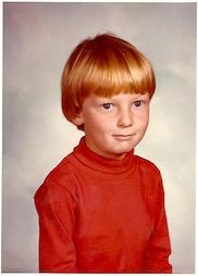 Me - Age 6 (1977)