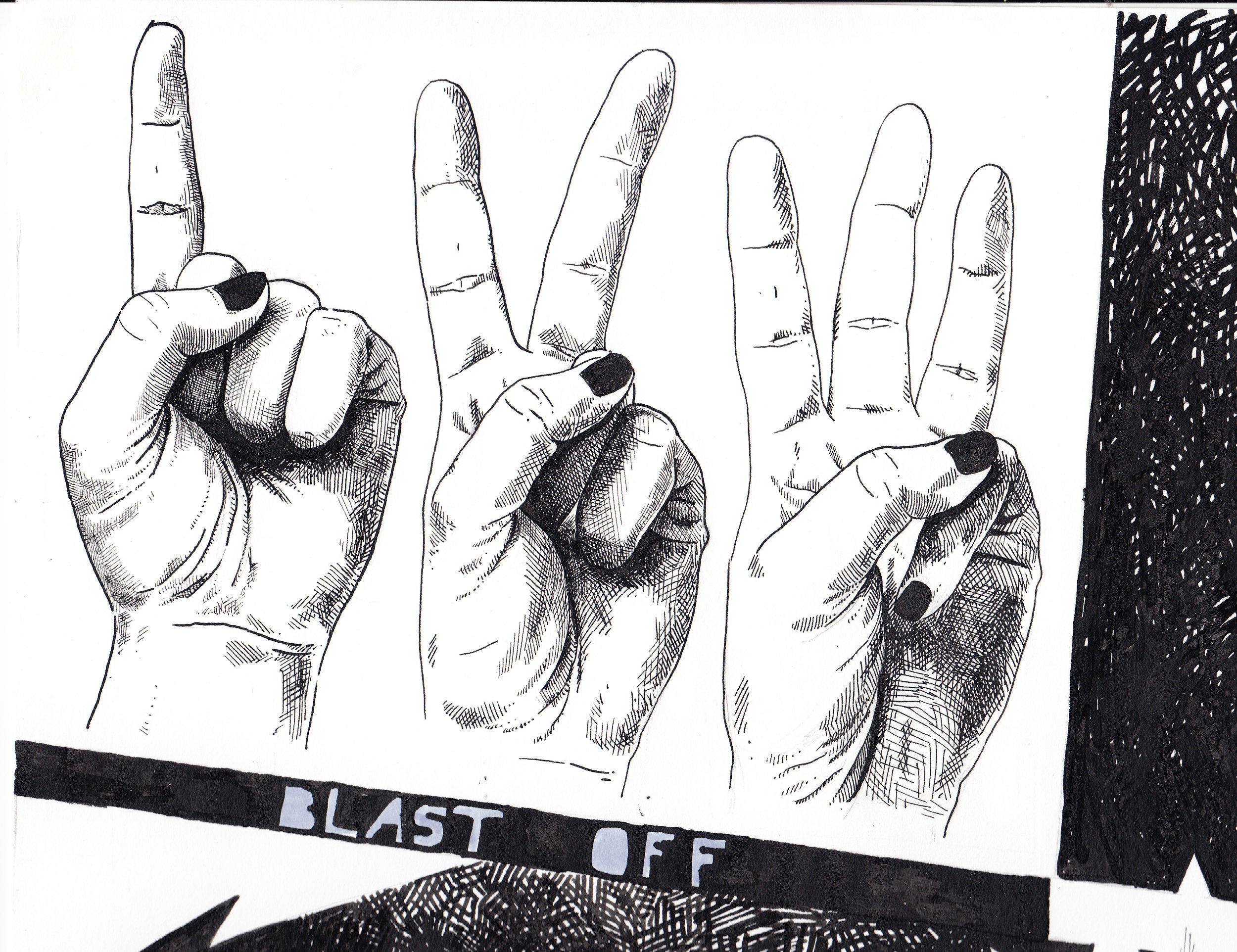 Hand Study 3
