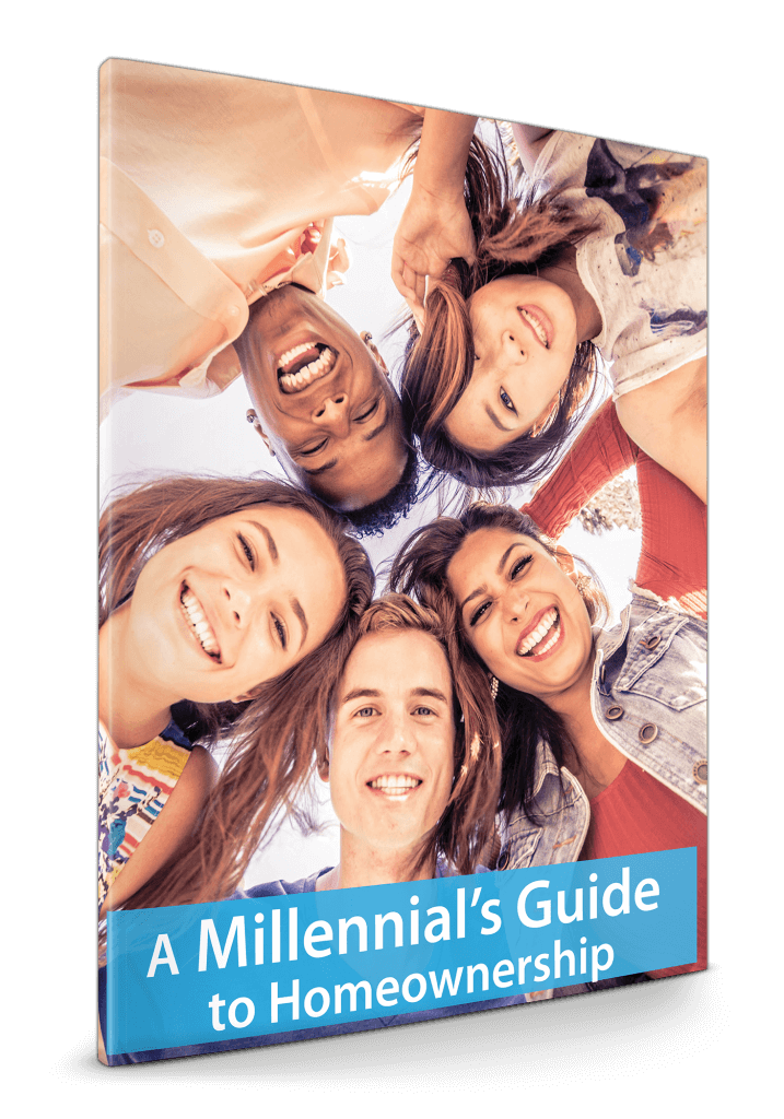Grab a copy of the millennial's guide to homeownership today!     yes, please!