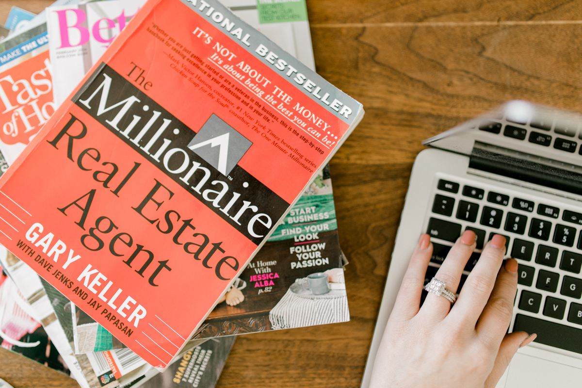 The Millionaire Real Estate Agent   by Gary Keller  Grab a copy >>>