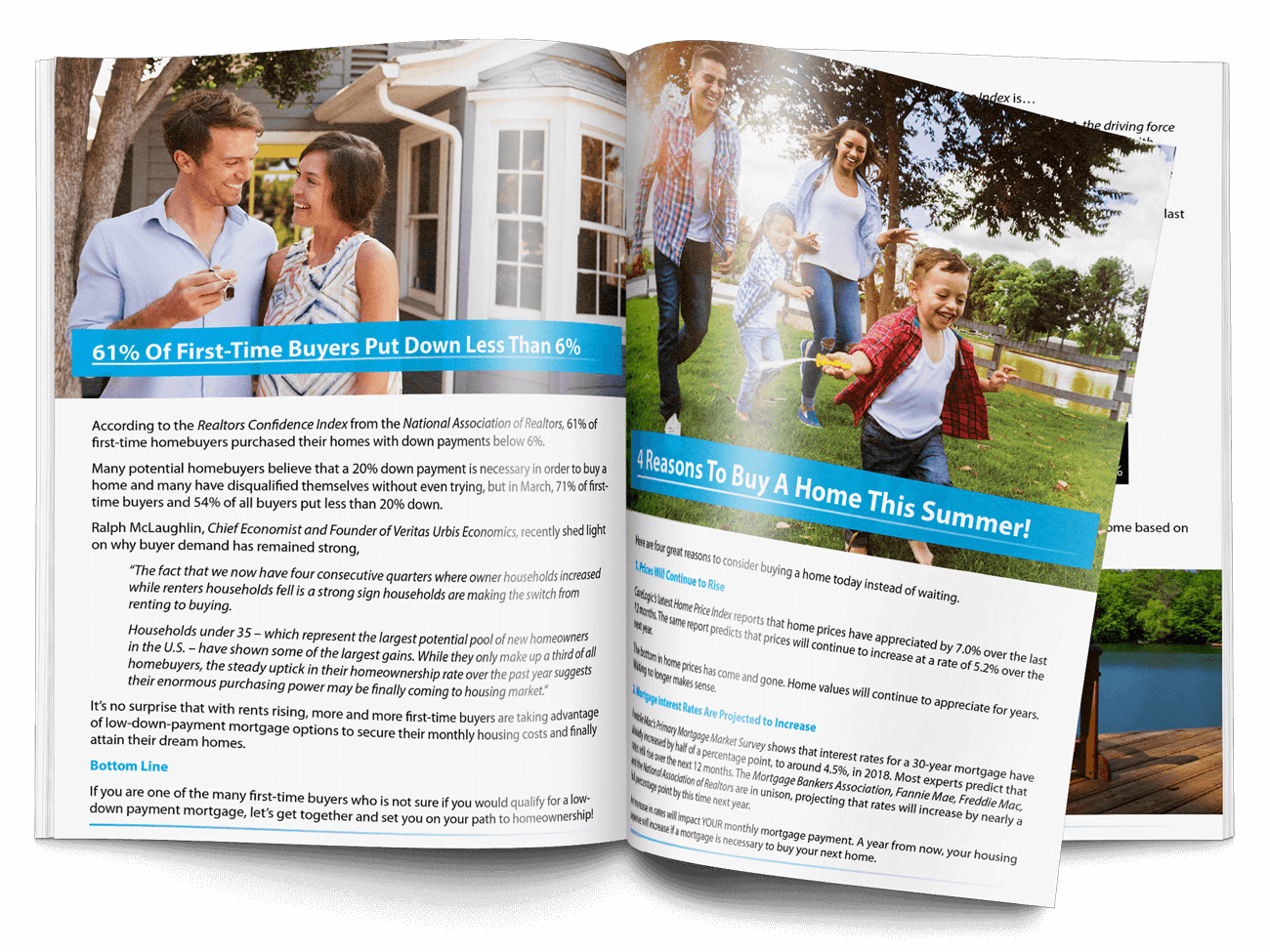 Free eGuide to buying your next home - by Seiler Home Group