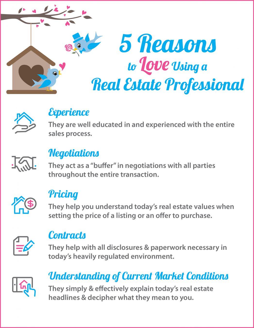 5 Reasons to Love Hiring A Real Estate Pro.jpg