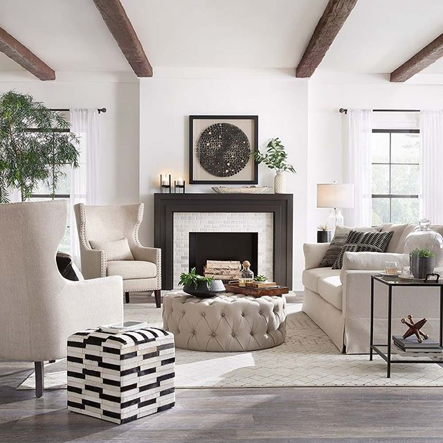 I'm in need of some inspiration. What's over your fireplace?