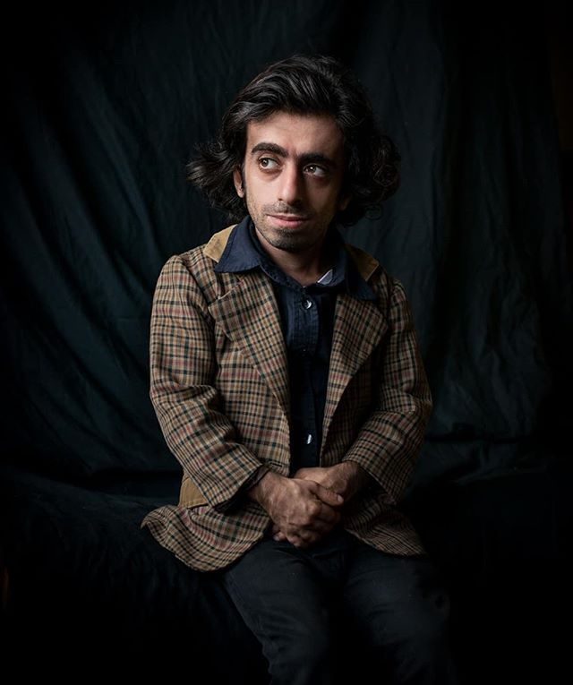 Super excited to be selected as a finalist in this year's 2019 Bowness Photography prize with my portrait of Imaan hadchiti. Imaan is an Australian comedian and actor. I am incredibly grateful to have had the opportunity to work alongside him to create this image. The exhibition will be held at the Monash Gallery of Art from the 5th of October till the 17th of November 2019.  @mga_photography @imaanstandup