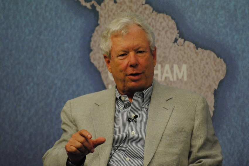 Richard Thaler's nudge theory, as it applies to Machine Learning