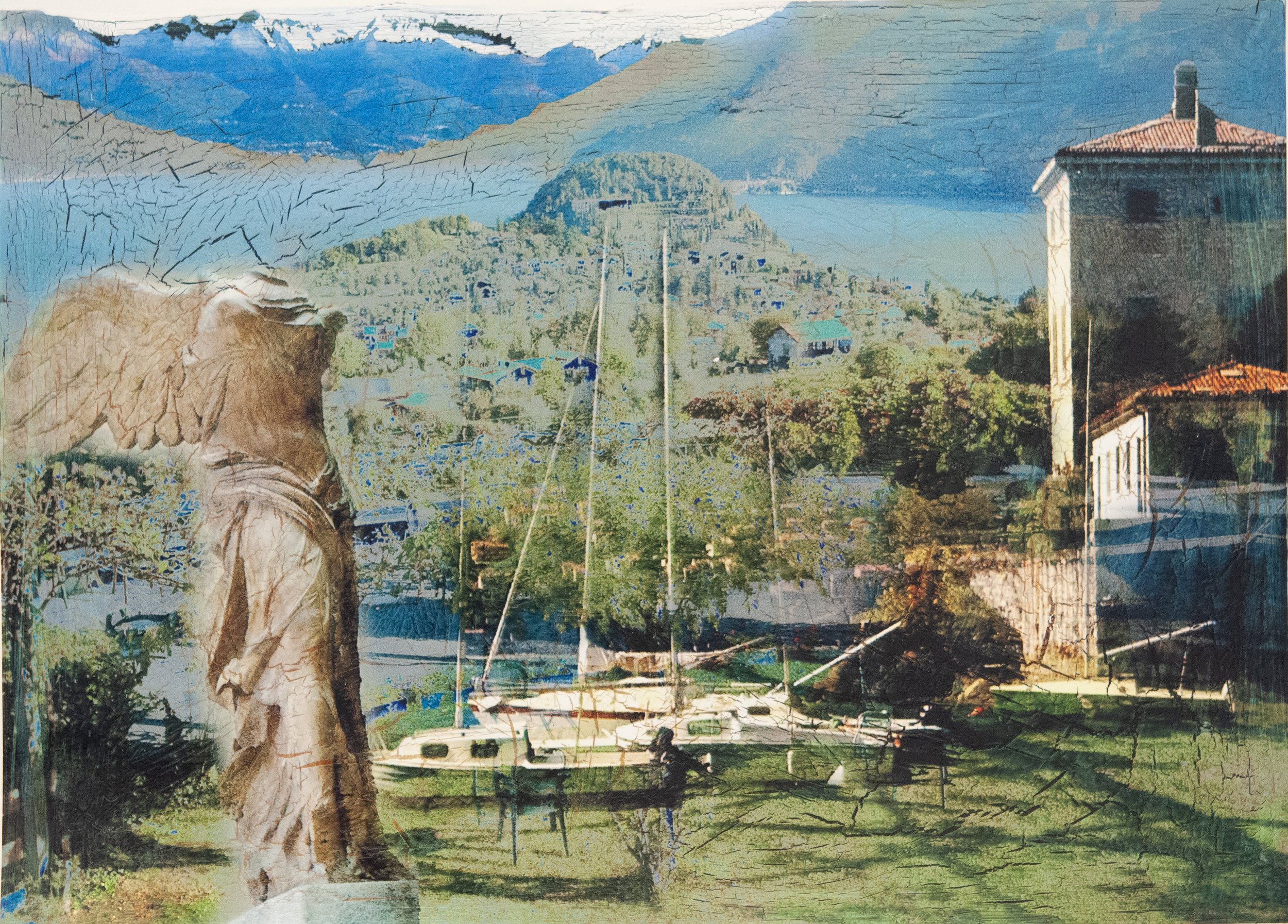 """S. Holne, """"Venus in Bellagio"""""""