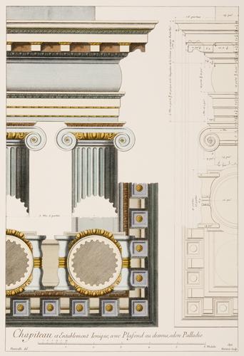 Italian Archecture Detail-Vivian