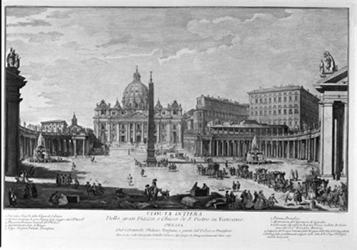 Rome Interior View