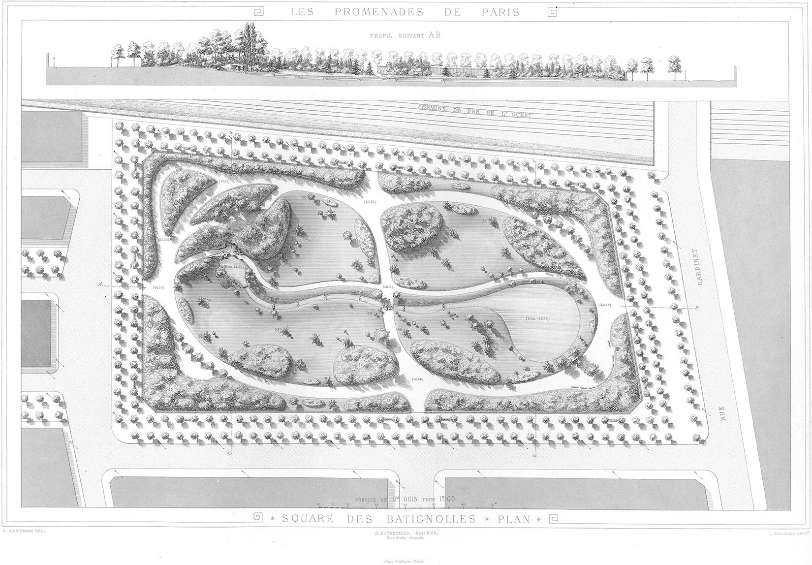 Les Promenades de Paris (Adolphe Alphand)
