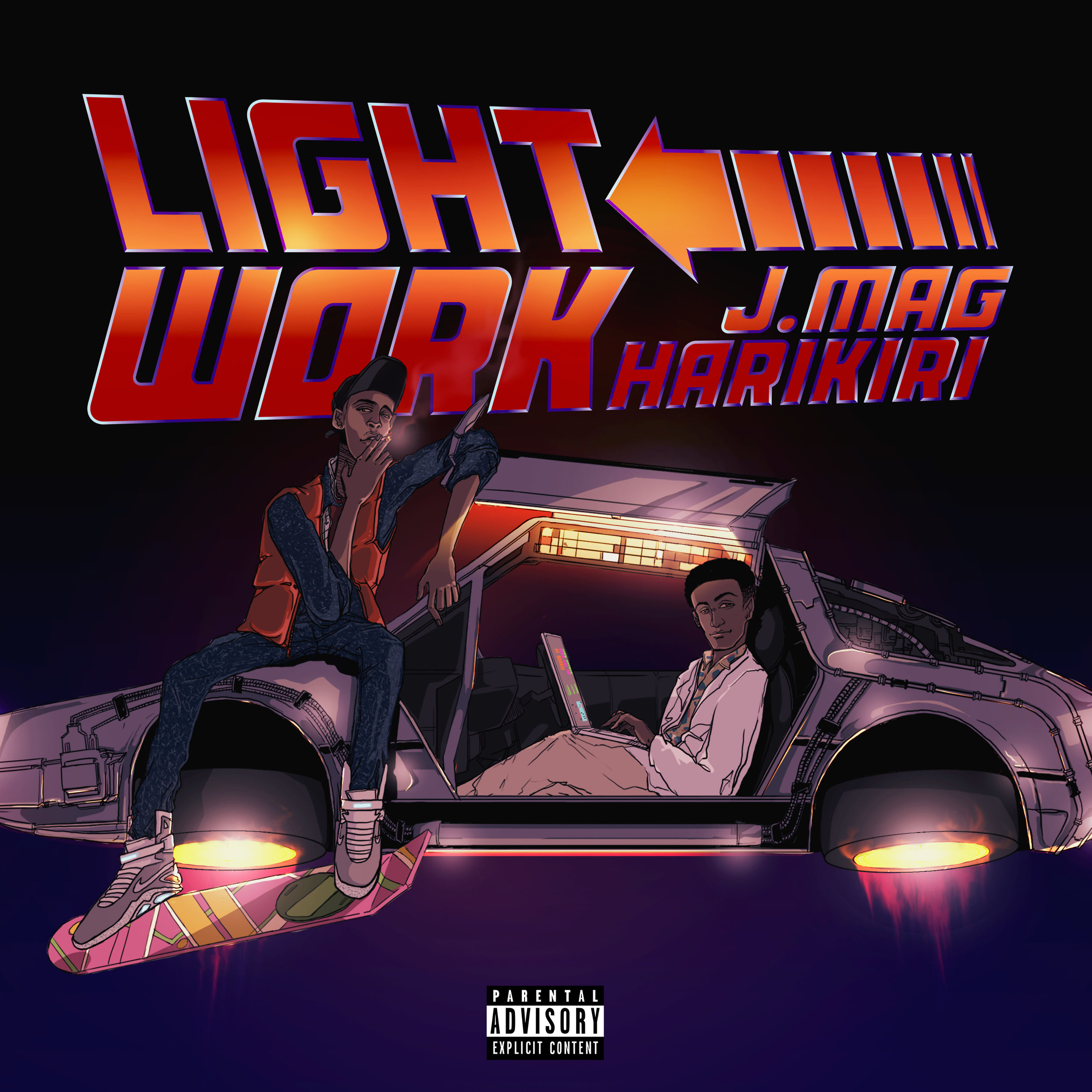 light work (cover art)
