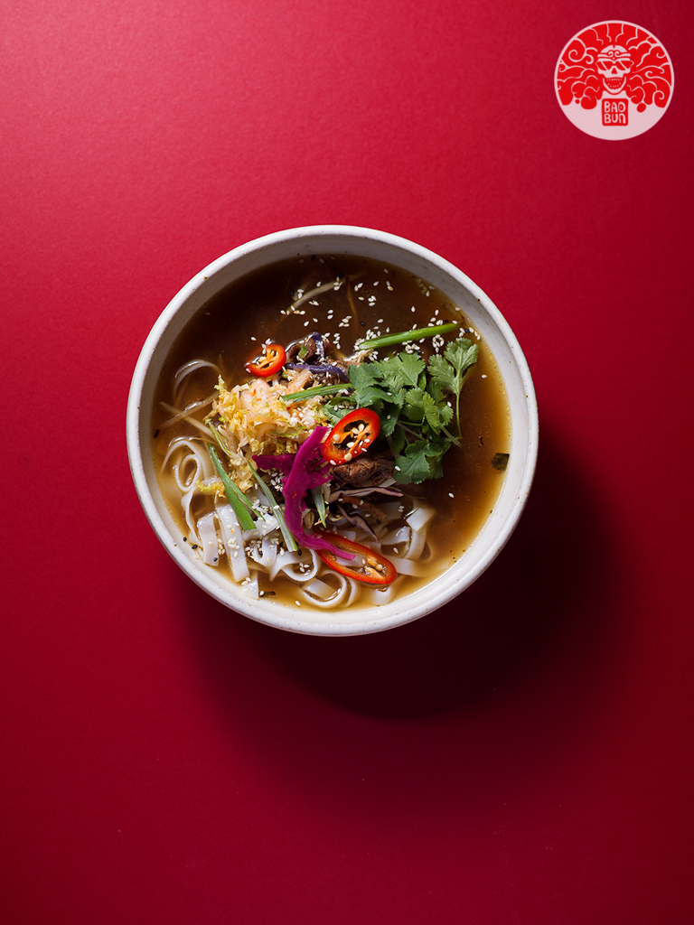 BaoBun Restaurant - Banh Pho Soup