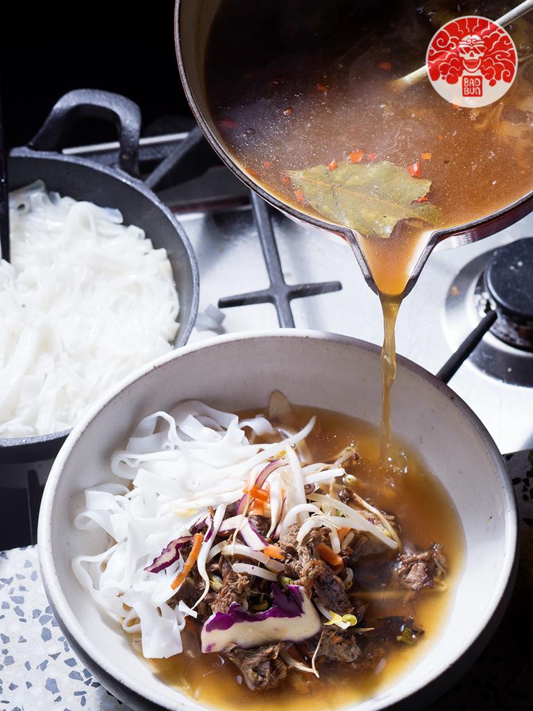 BaoBun Restaurant - Rice Noodle Soup