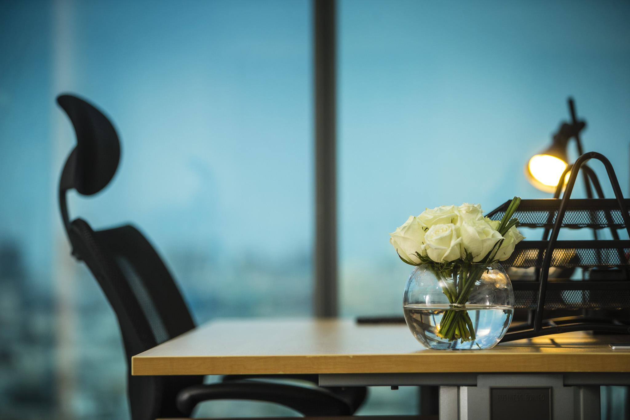 Serene office