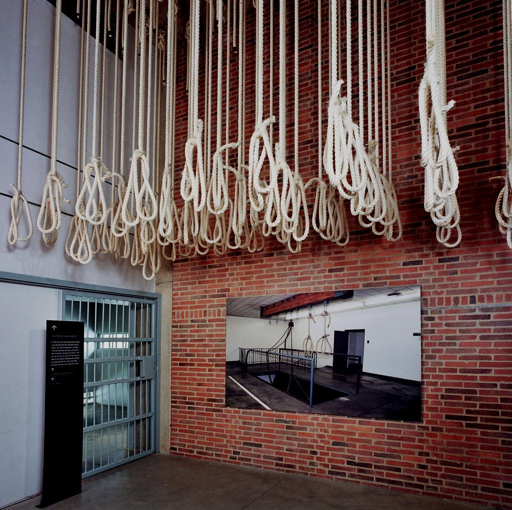 Image: Apartheid Museum