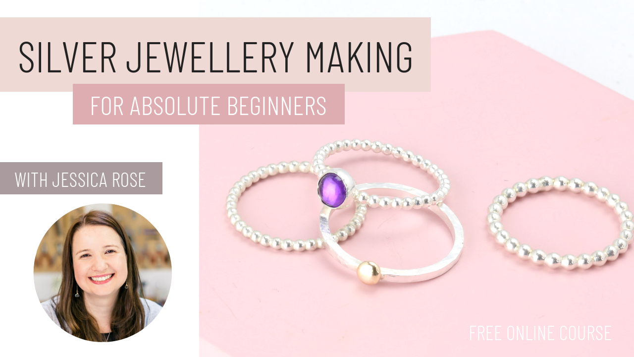 silver jewellery making for absoltue beginners free tutorial jewellers academy