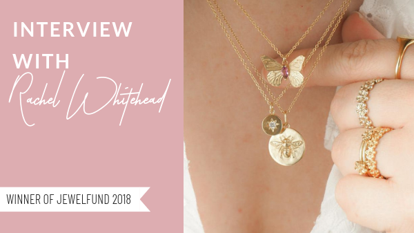 Interview with jeweller Rachel Whitehead
