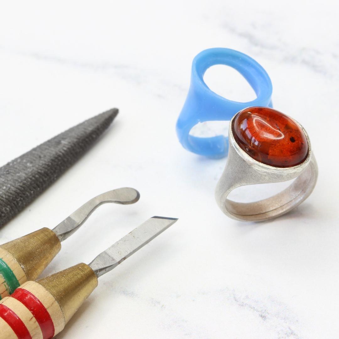 Wax Carved Jewellery Tools