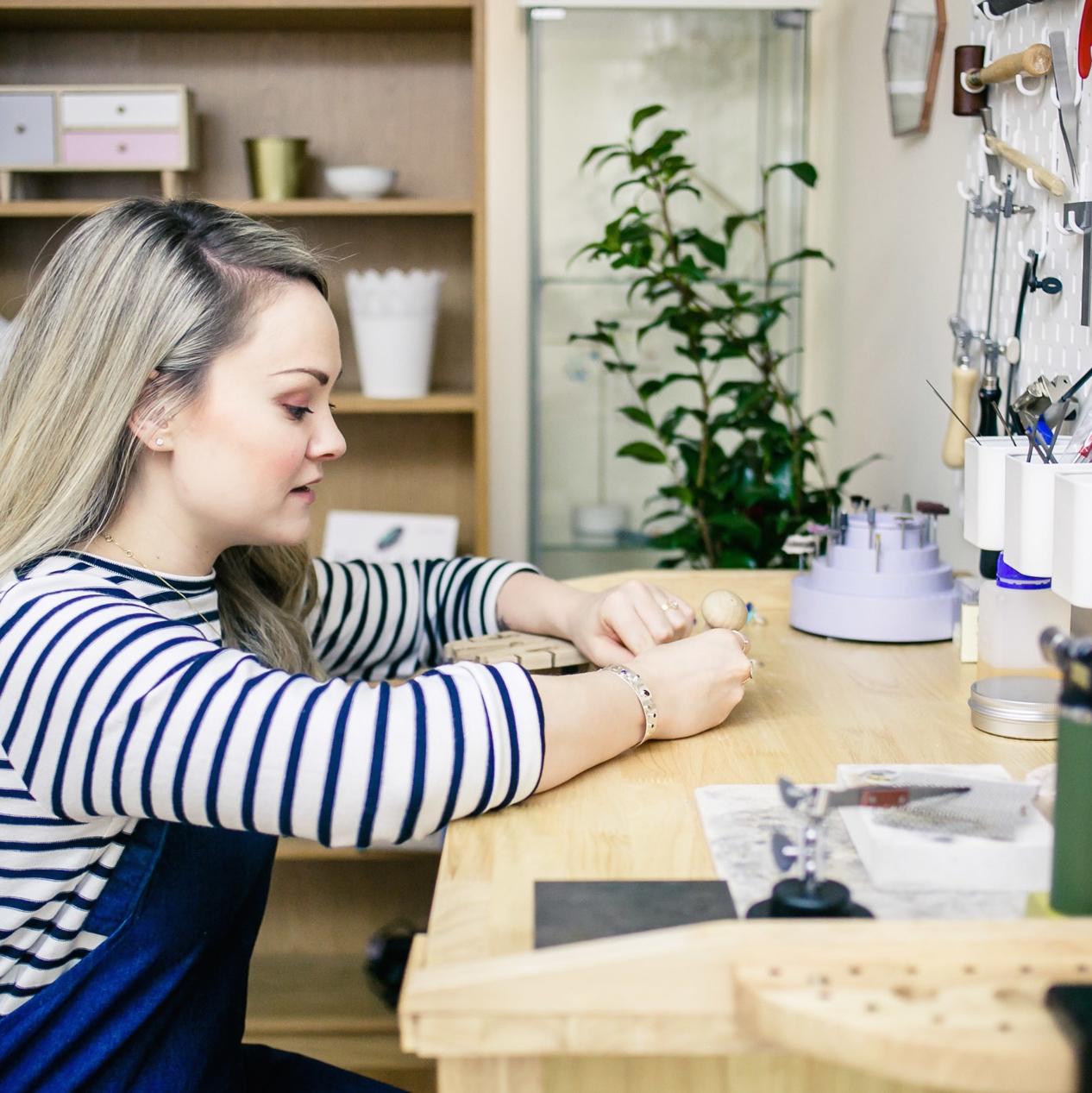 Caitie Member Jewellers Academy
