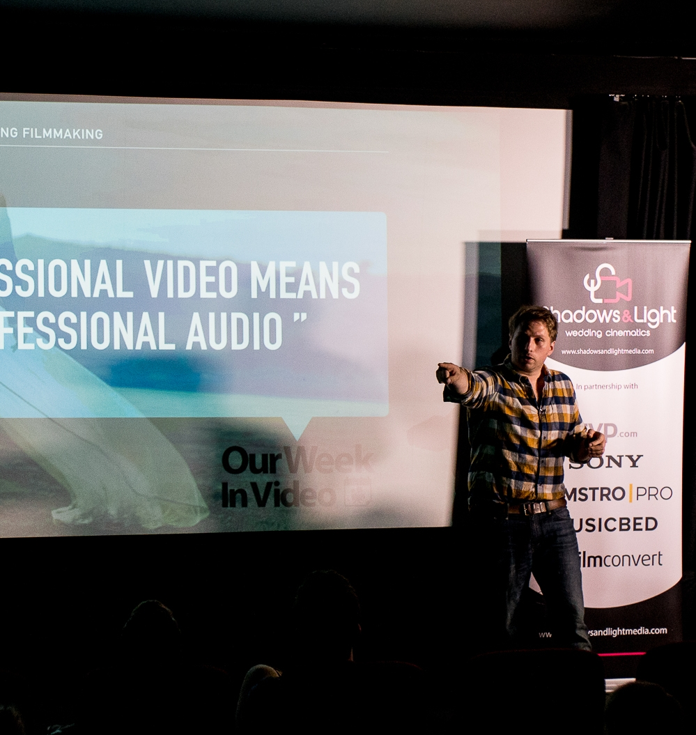 Video Production Training - Cheltenham