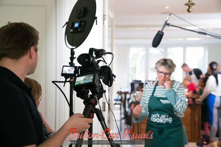 cheltenham freelance videographer