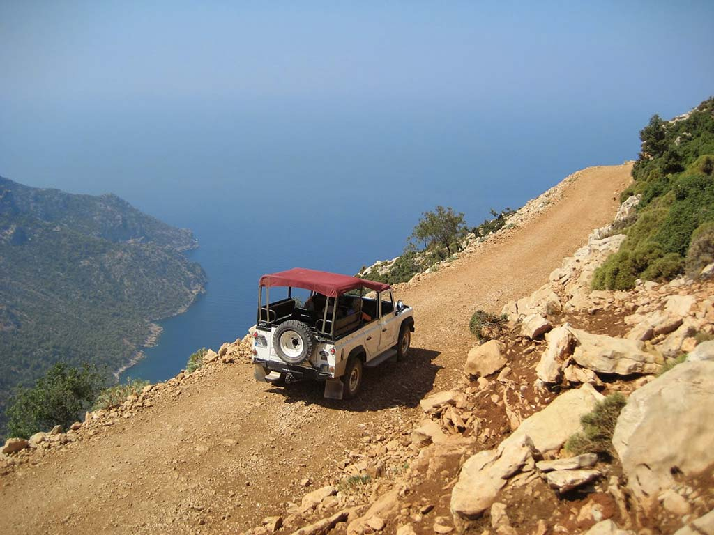 jeep SAFARI - JEEP ROAD TRIPS ╋