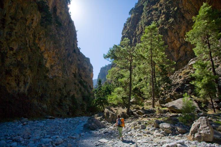 Samaria Gorge -