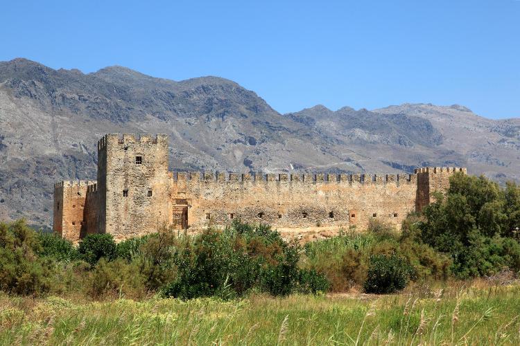 Frangokastello - fortress