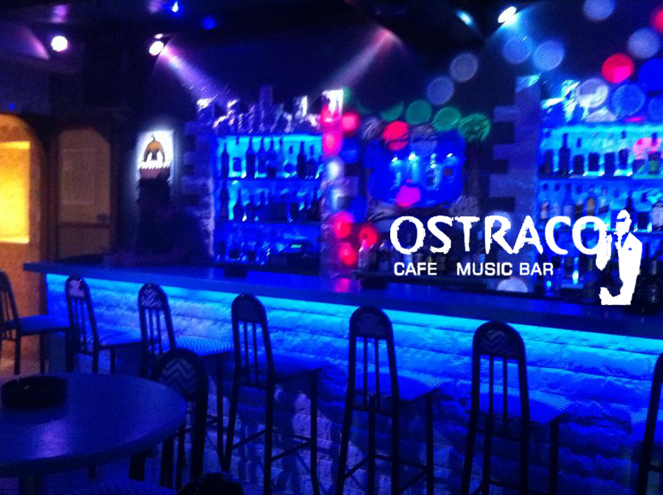 cafe & music bar -  Ostraco