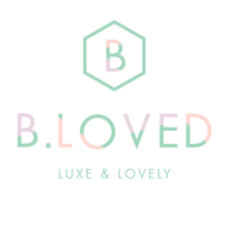 Bloved blog - Dip dye wedding cake - Emily Hankins Cakes