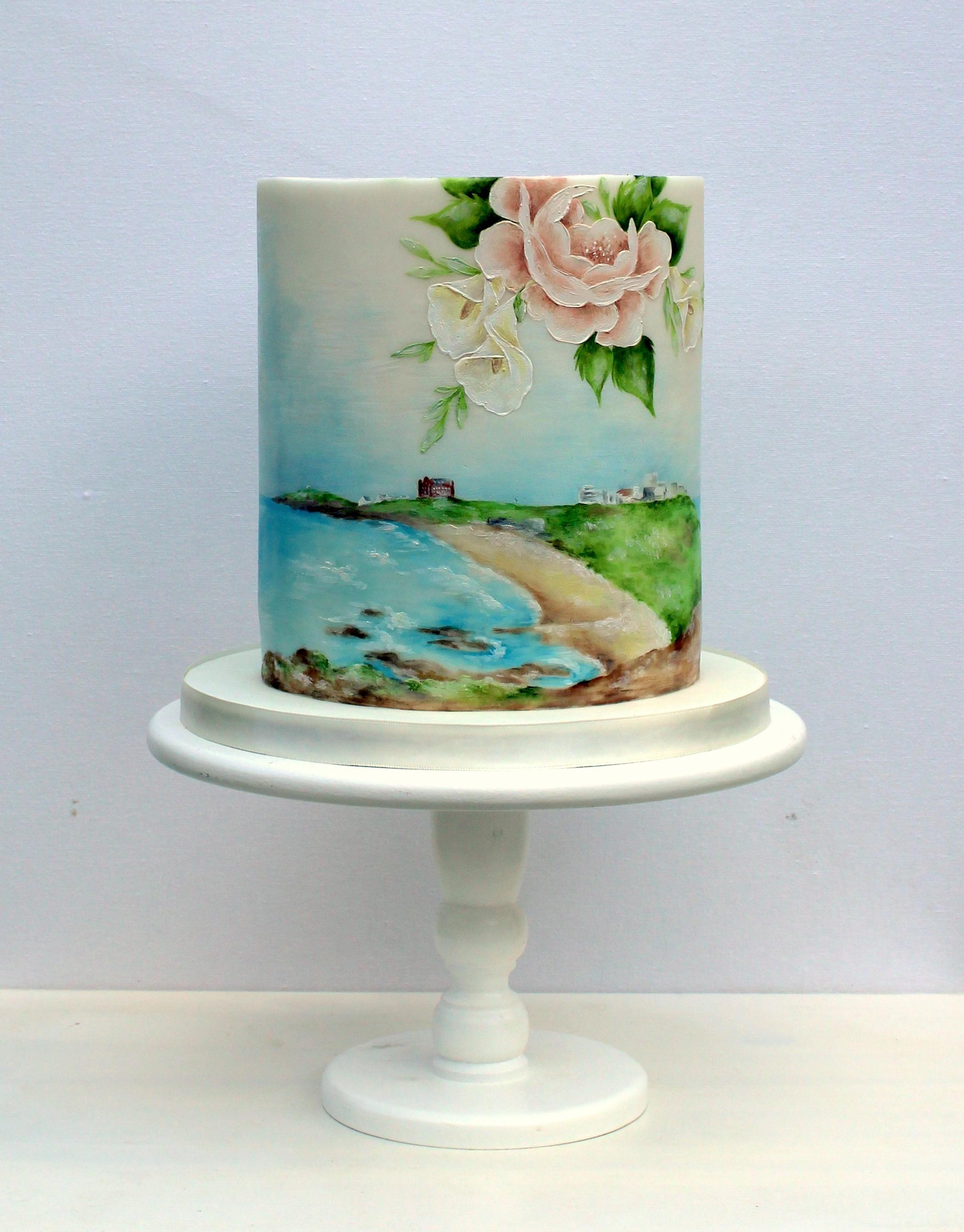 fistral beach cake.JPG