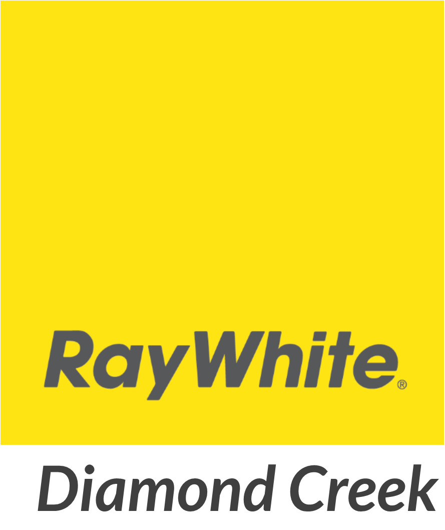 Ray White Logo Diamond Creek.png