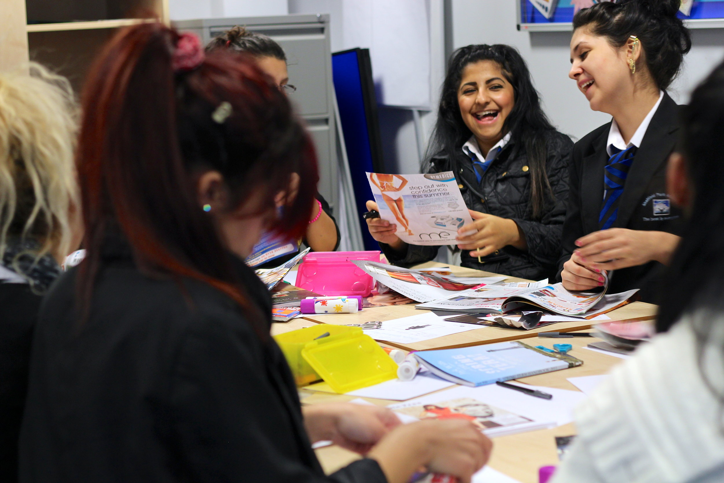 As a self-esteem charity, we're all about showing young people that they are valuable, like gold. -