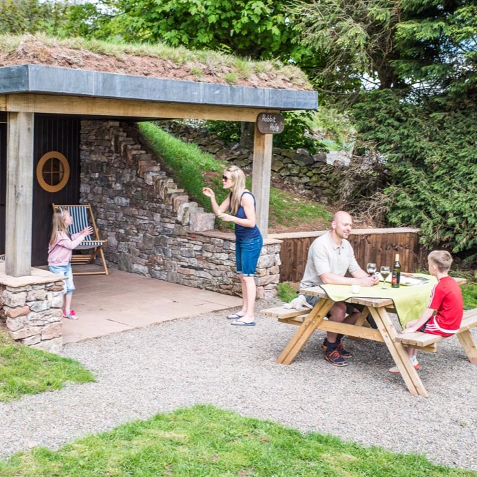 Hobbit Hole Glamping with tickets for Ullswater Steamers & Lowther Castle - This exceptional prize includes a three night stay in a 'Hobbit Hole' at the multi-award winning 'The Quiet Site' for two adults and up to four children. Enjoy the excitement of camping without the inconvenience of canvas by staying in these large eco pods, complete with heating, electricity and en-suite toilet. Also included is a family ticket for the Ullswater Steamers and Lowther Castle, which features Britains largest adventure playground.
