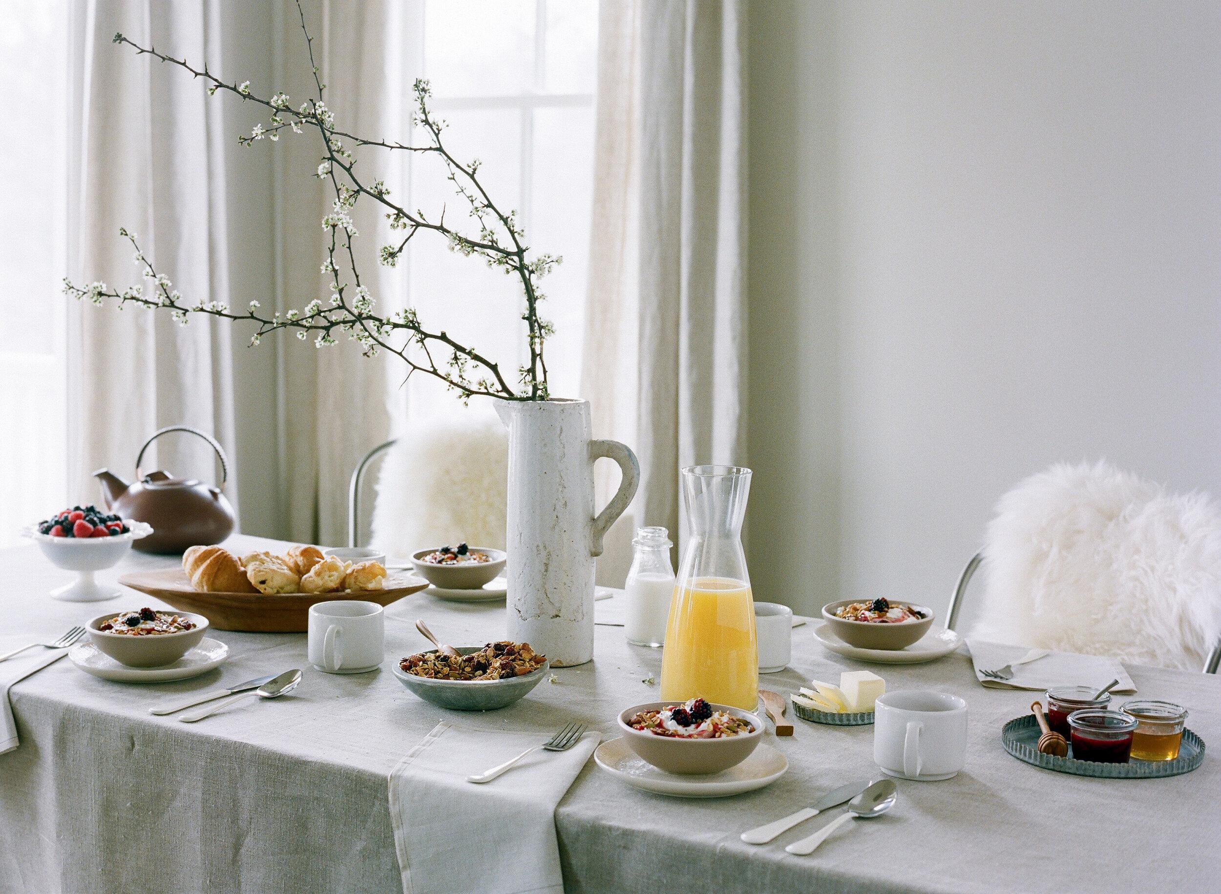 kinfolk - Breakfast story