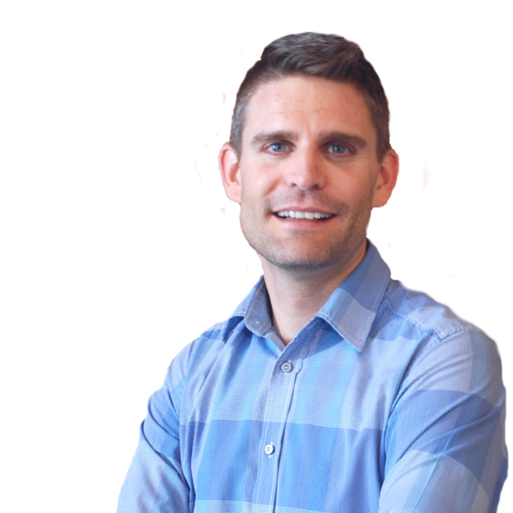Gavin Harrison, Head of Strategic Growth