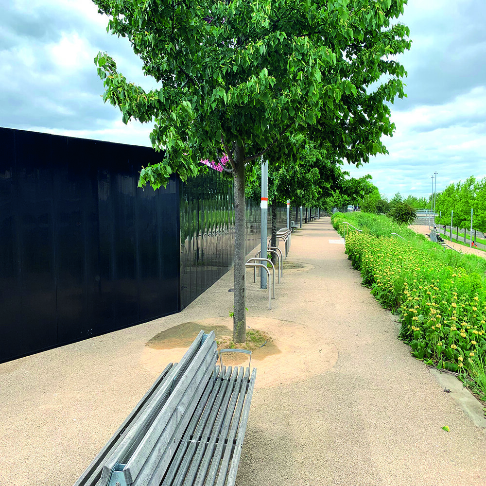 Hoardings at Queens Elizabeth Olympic Park, MACE    View Case Study >