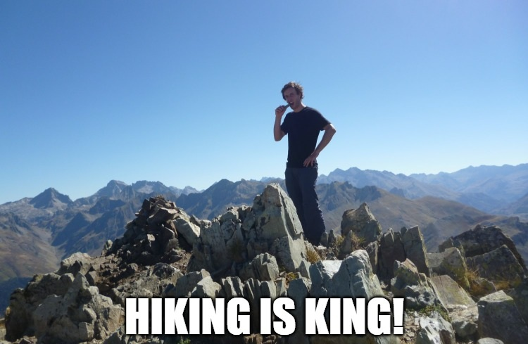 Hiking is an all encompassing term that covers all types of walking in the wilderness.