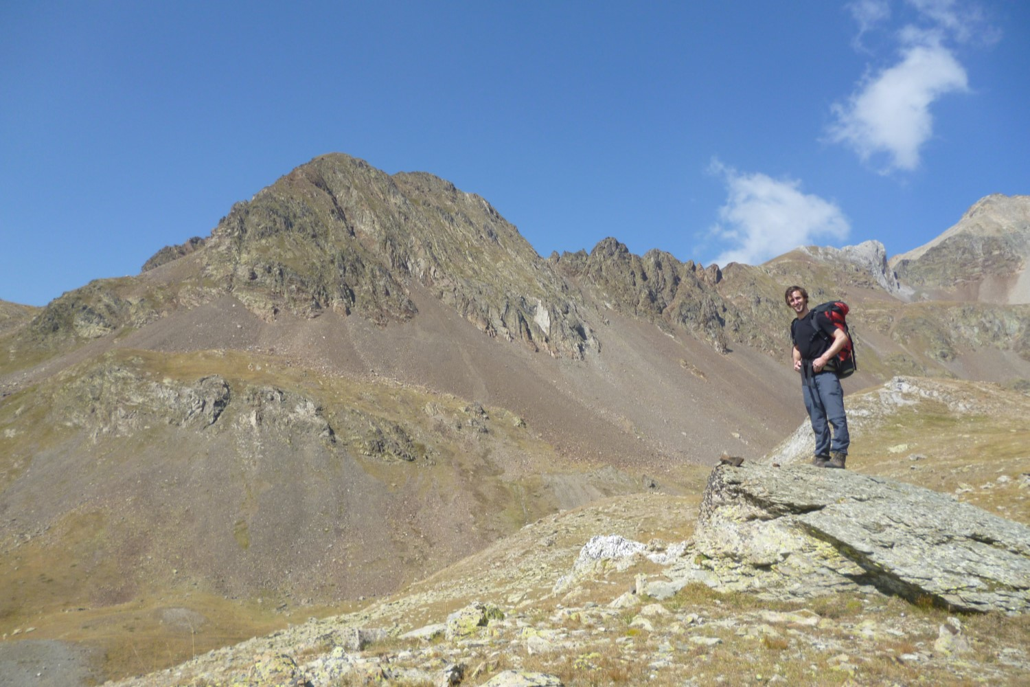 A merino t-shirt is my favourite hiking shirt for most environments, but your mileage might vary!