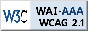 Level Triple-A conformance, W3C WAI Web Content Accessibility Guidelines 2.1