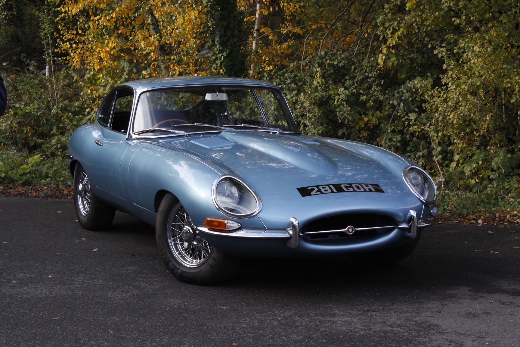 Our Geneva motorshow E-TyPe as featured on Top Gear and in various well known Magazines. - 1962 Jaguar E-Type