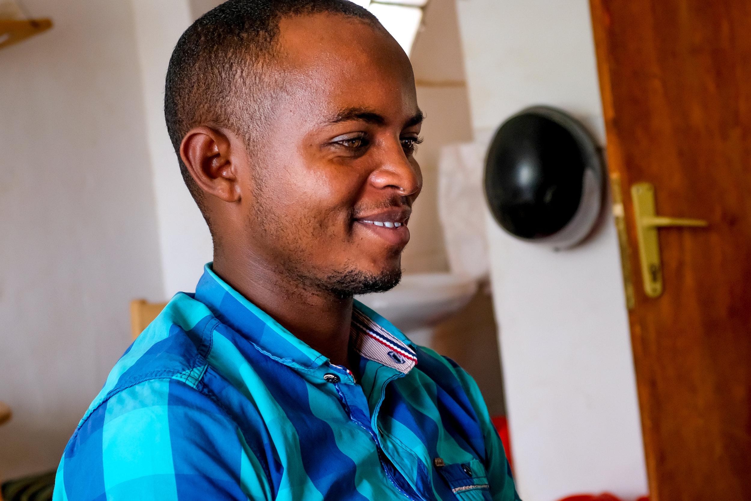 Godfrey Gatete    Agriculture Manager /  Uhagarariye iby'ubuhinzi