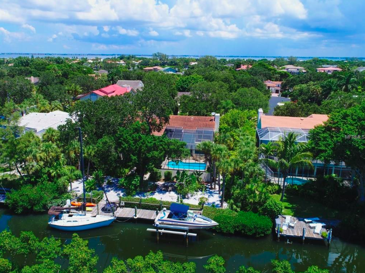 3391 Bayou Sound, Longboat Key - Sold for $1,020,000