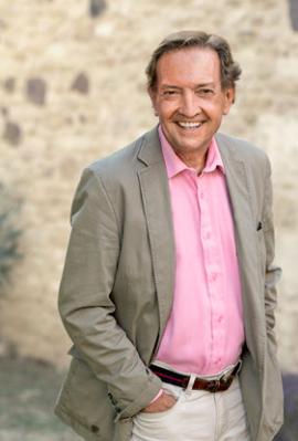 Martin Walker, Author