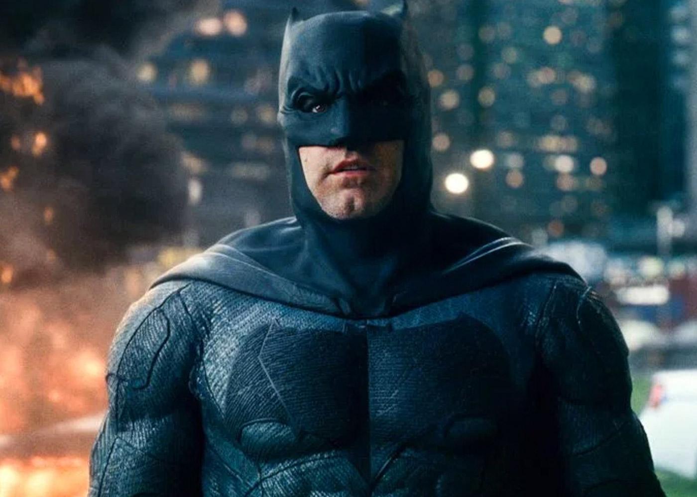 Ben affleck - Justice League