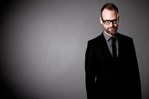 Joby Talbot (photograph: Johan Persson)