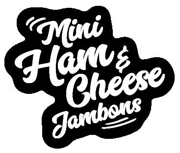 Golden Bake mini Ham & Cheese Jambons